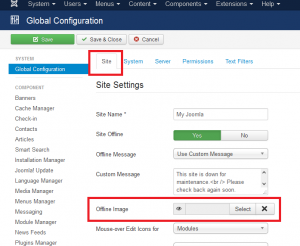 select-the-image-Set-an-offline-image-in-Joomla